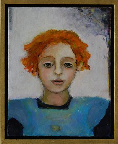 meisje met rode haar